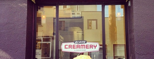 Bi-Rite Creamery is one of My SF Favs.