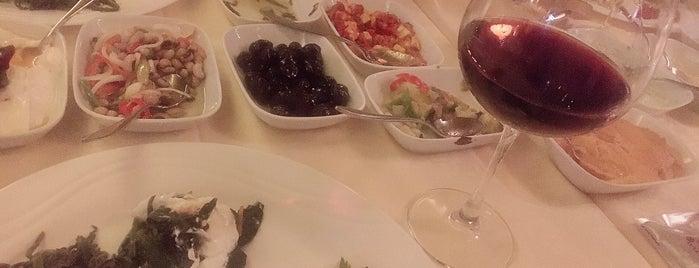 Kazan Restaurant Örnekköy is one of Анталья.