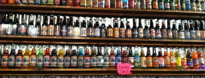 Rocket Fizz is one of Indy.