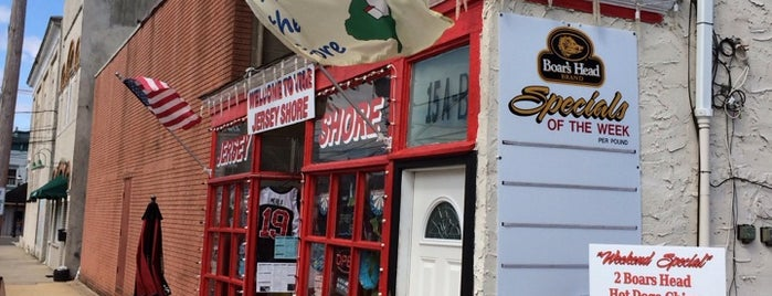 Jersey Shore Subs & Soups is one of Orte, die Tommy gefallen.