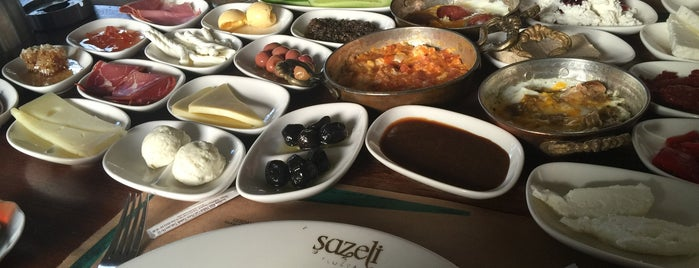 Şazeli Florya is one of Restaurant.
