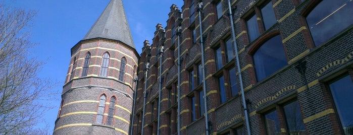 Het Kasteel is one of Lieux qui ont plu à Wilbert.