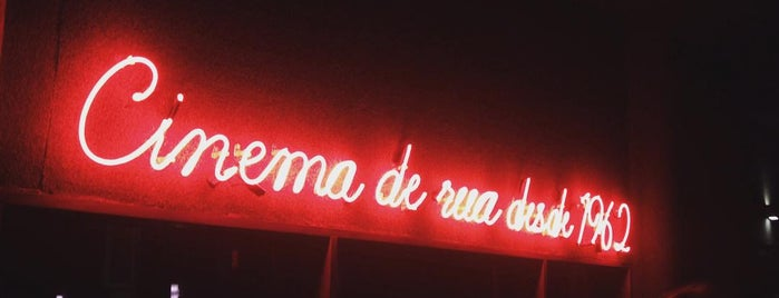 Cinesala is one of Coolplaces São Paulo.