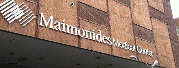 Maimonides Medical Center is one of Orte, die Alan-Arthur gefallen.
