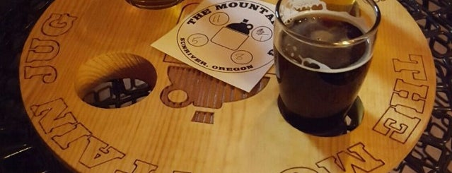 Mountain Jug is one of Oregon Breweries.