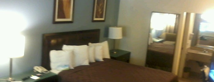 Days Inn is one of travel options on the cheap.
