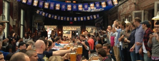 Radegast Hall & Biergarten is one of Bars.