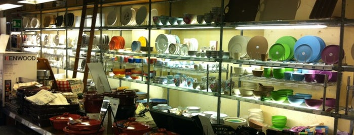 Cargo & High-Tech is one of MILANO EAT & SHOP.