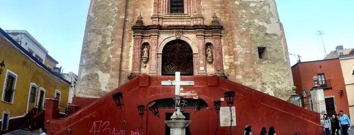 Templo de San Roque is one of GTO Museum.