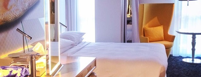 Andaz Amsterdam Prinsengracht - a concept by Hyatt is one of Let's go to Amsterdam!.