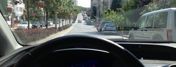 Gazi Caddesi is one of Guzel Sozler.