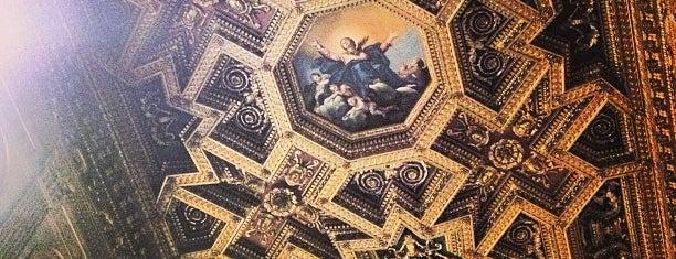 Basílica de Santa María en Trastévere is one of Supova in Roma.