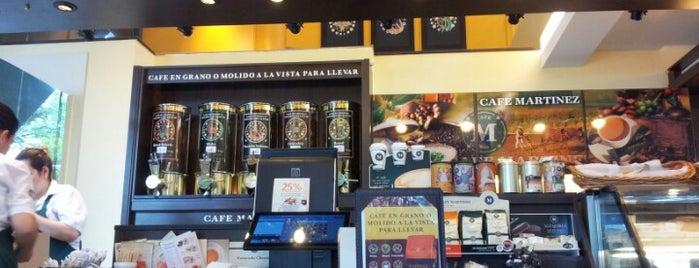Café Martínez is one of Alejandro : понравившиеся места.