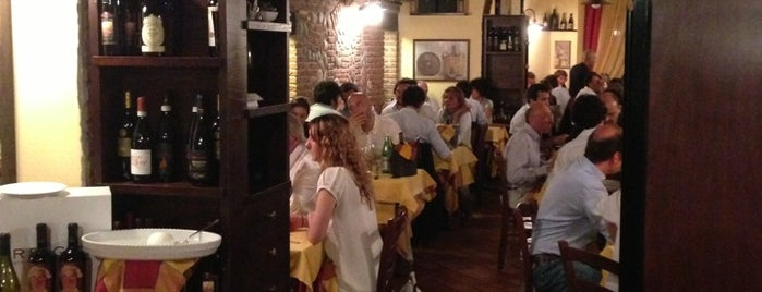 Osteria La Vecchia Lira is one of MILANO EAT & SHOP.