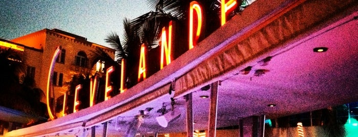 Clevelander South Beach Hotel and Bar is one of A State-by-State Guide to 2015's Most Popular Bars.