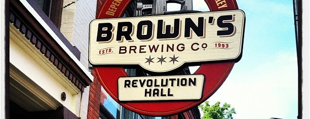 Revolution Hall is one of Locais curtidos por M.