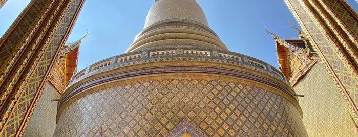 Wat Ratchabophit is one of Trips / Thailand.