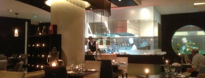 Amwaj Restaurant - Shangri-La Hotel is one of Dubai Food 3.