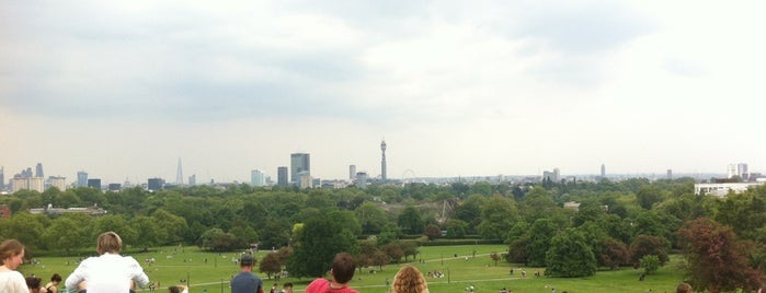 Primrose Hill is one of London, For Unforgettable visit ♥️.