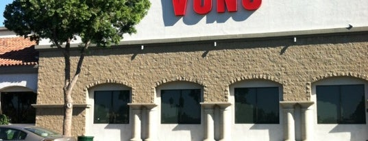 Vons is one of My regular stops.