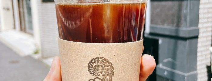 AMMONITE COFFEE MARKET is one of NRT.