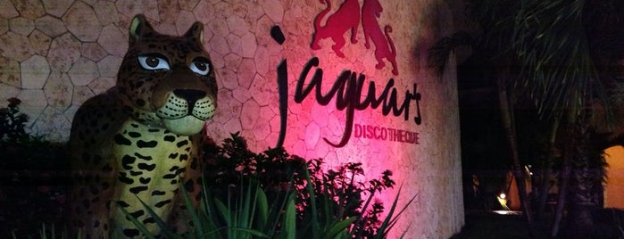 Jaguar's Discotheque is one of Tulum.