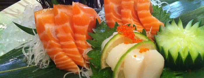 Dozo Sushi is one of London - best of.