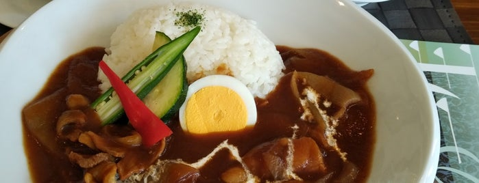 Curry Cafe 静 is one of Miyazaki.