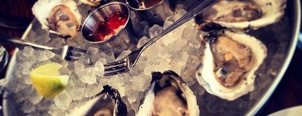 Hank's Oyster Bar is one of Favorite Washington, DC Restaurants.