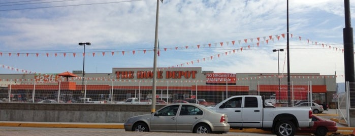 The Home Depot is one of Guillermo : понравившиеся места.