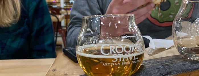 Crooked Stave is one of Tappin the Rockies...