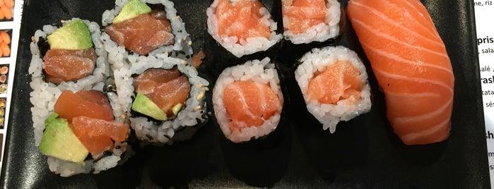 Sushi Étoile is one of France Paris.