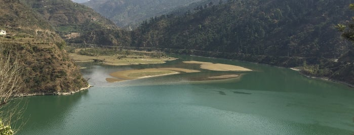 Pandoh Dam is one of India North.