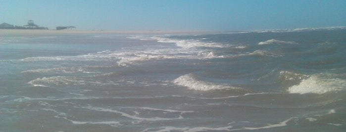 Praia Do Caburé is one of Brazil-Tips.