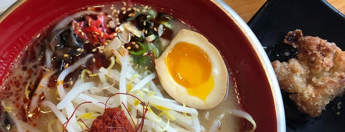 Mr. Taka is one of Ramen Places Worth Slurping.