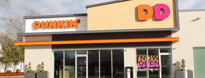 Dunkin' is one of Eduardo's Liked Places.