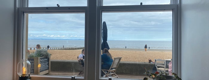 Beach House Cafe is one of Vegetarian in Scotland.