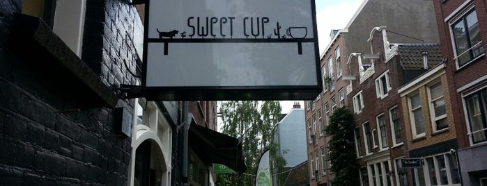 Sweet Cup is one of Amsterdam food and drinks.