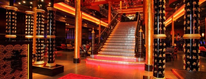 Buddha-Bar is one of Saint-Petersburg TOP places.