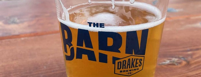 Drake's Barn is one of Sacramento.