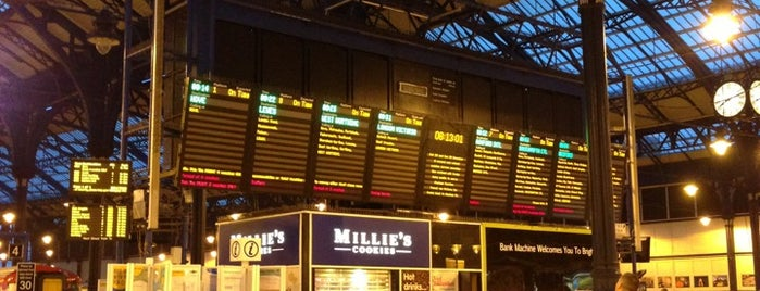 Brighton Railway Station (BTN) is one of Things to do in Europe 2013.