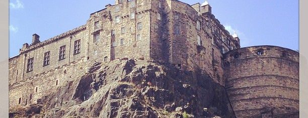 Castelo de Edimburgo is one of Pleasure Spots in the UK.