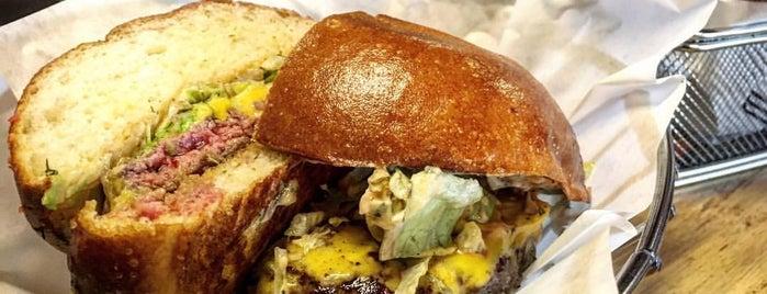 Blend République is one of Burger.