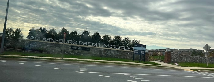 Clarksburg Premium Outlets is one of Washington.