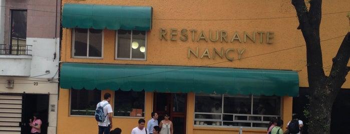 Restaurante Nancy is one of Lugares guardados de Sel.