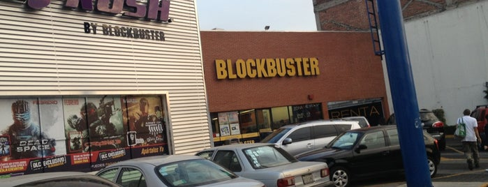 Blockbuster is one of Lugares en la Del Valle.