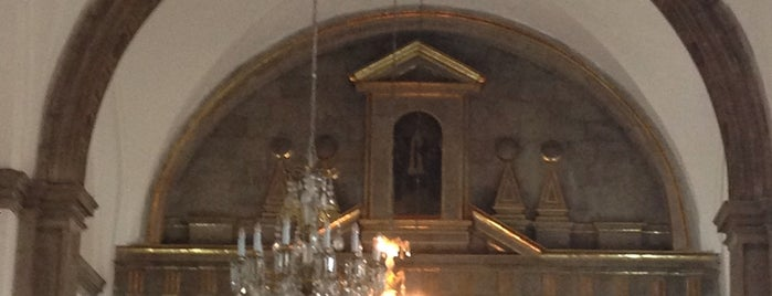 Iglesia de San Charbel is one of من لبنان الى المكسيك.