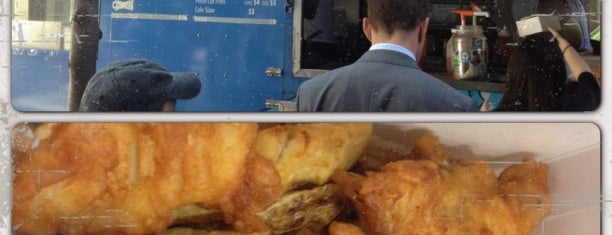 Fishing Shrimp is one of Food Truck Heaven NYC.