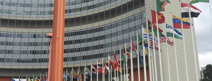 United Nations Office at Vienna (UNOV) is one of Vienna - unlimited.