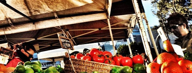 Pyrmont Growers Market is one of Australia.